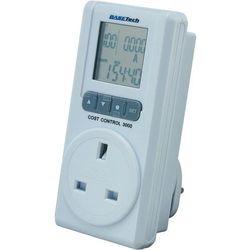 Licznik zużycia energii BaseTech 3000 (Wersja brytyjska)