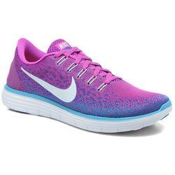 Buty sportowe Nike Wmns Nike Free Rn Distance Damskie Fioletowe 100 dni na zwrot lub wymianę