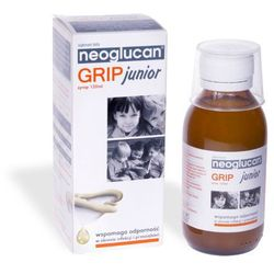 NEOGLUCAN GRIP JUNIOR syrop 120ml