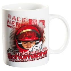 Kubek ceramiczny Challenge Michael Schumacher Collection 2015