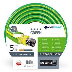 Wąż Cellfast GREEN ATS 5 warstw 5/8 cala 50m