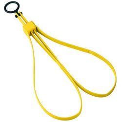 Kajdanki jednorazowe ASP Tri-Fold+Ring Yellow 6 szt (56190)