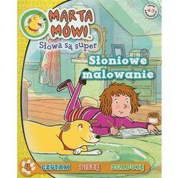 Marta Mówi Słowa są super 4 Słoniowe malowanie. Czytam piszę zgaduję. Seria edukacyjna 4-7 (opr. broszurowa)