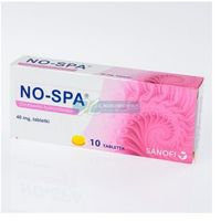 No-Spa tabl. 0,04 g 10 tabl. (blister)