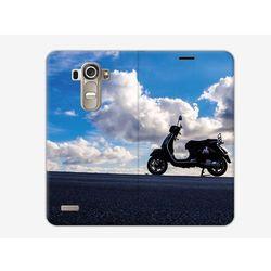 Flex Book Fantastic - LG G4s - pokrowiec na telefon - skuter