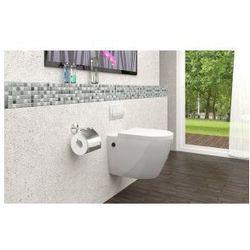 ERIC Miska WC wisząca + deska wolnoopadająca