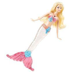 Barbie Swiecąca Syrenka