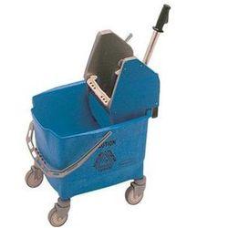 Wózek do Mopa i Wiadro Niebieski