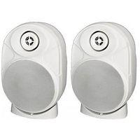 Monacor MKA-50BSET/WS, Para 2-drożnych zestawów głośnikowych stereo