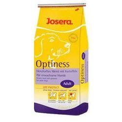 JOSERA Optiness 2x15kg +5x Kabanosy + 5x Paszteciki | Darmowa dostawa