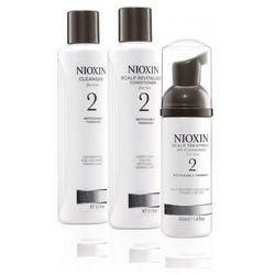 NIOXIN 1-2-3-4-5-6 ZESTAW 300ml + 300ml+kuracja 100ml