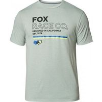 FOX T-SHIRT ANALOG TECH EUCALYPTUS