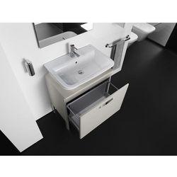Zestaw łazienkowy 80 cm z szufladami Roca Gap A855712576 biel