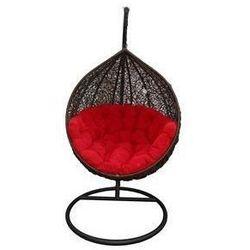 Miloo :: Fotel wiszący Cocoon Czarno -czerwony - Miloo :: Fotel wiszący Cocoon czarno-czerwony ||czarno-czerwony