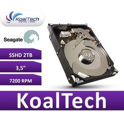 Dysk twardy Seagate ST2000DX001 - pojemność: 2 TB, cache: 64MB, SATA III, 7200 obr/min