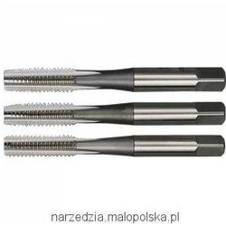 Zestaw gwintowników ręcznych M20 x2 HSS