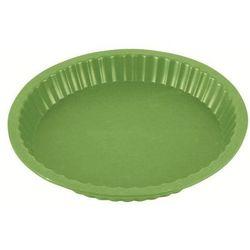 Silikonowa forma do tarty Delice zielona (śr. 27 cm)