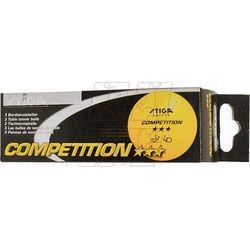 Piłeczki do tenisa stołowego STIGA Competition*** 3 szt