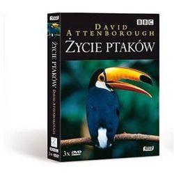 Życie ptaków (3 DVD)
