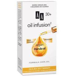 AA OIL INFUSION OLEJEK DO TWARZY 30+