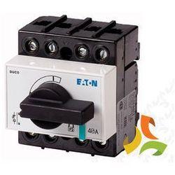 Rozłącznik izolacyjny DCM40/1,DCM 40A (3P+N) EATON-MOELLER