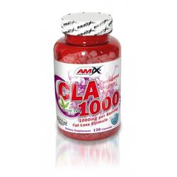 Redukcja wagi Amix CLA 1000 + Green Tea cps.