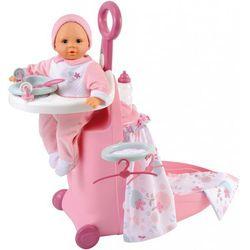 SMOBY Baby Nurse - Podróżny zestaw pielęgnacyjny dla lalek