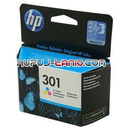 HP 301 kolor oryginalny tusz do HP Deskjet 1050, HP Deskjet 1000, HP Deskjet 1510, HP Deskjet 2510, HP Deskjet 2540 HP Deskjet 2050