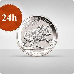 Australijska Koala 1 oz srebra - wysyłka w 24 h!