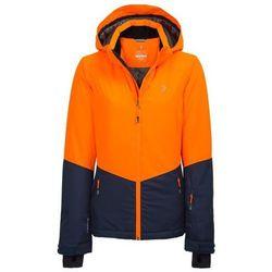 Damska kurtka narciarska z18 kudn620 30s granatowymorski xl