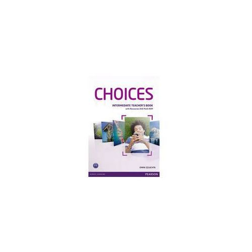 Choices Intermediate Teacher's Book With Dvd - Rom