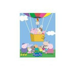 Świnka Peppa Balon - plakat