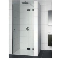 RIHO ARTIC A104 Drzwi prysznicowe 120x200 PRAWE, szkło transparentne EasyClean GA0070302
