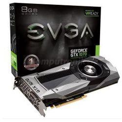 EVGA GeForce ® GTX 1070 Founders Edition 8GB GDDR5 VR Ready