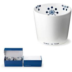 Anne Black - komplet dwóch kubków Black is Blue