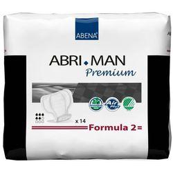 Wkłady anatomiczne Abri-Man Formula 2 (14szt.)