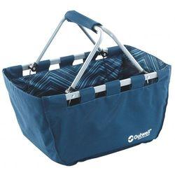 Outwell Folding Basket Kosz piknikowy niebieski Koszyki składane Przy złożeniu zamówienia do godziny 16 ( od Pon. do Pt., wszystkie metody płatności z wyjątkiem przelewu bankowego), wysyłka odbędzie się tego samego dnia.