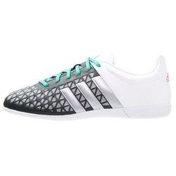 adidas Performance ACE 15.3 IN Halówki core black/matte silver/shock mint