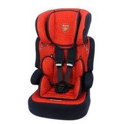 Fotel samochodowy Nania Beline SP 2016, Arsenal 9-36 kg Czerwona