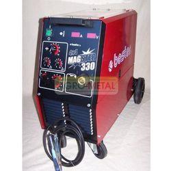 Półautomat spawalniczy BESTER MAGSTER 330 4x4 + Uchwyt MIG + Reduktor Harris + DOSTAWA GRATIS