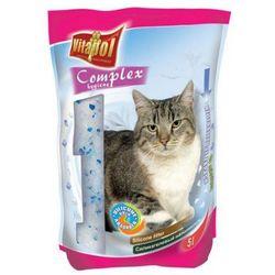 Żwirek dla kota VITAPOL 5l - różne zapachy Zapach:Lawendowy