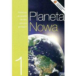 Geografia Planeta Nowa GIMN kl.1 podręcznik / bez CD - Roman Malarz