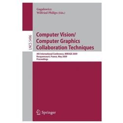 Computer Vision Computer Graphics Collaboration Techniques
