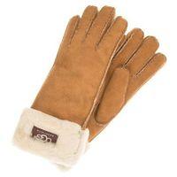 UGG Rękawiczki pięciopalcowe chestnut