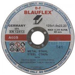 Tarcza do cięcia metalu 125x1 BLAUFLEX