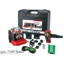 Niwelator Laserowy Leica Roteo 35 WMR Leica Roteo 35G Statyw łata Zielony laser