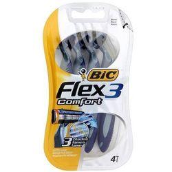 Maszynka do golenia Flex 3 Comfort 3 sztuki