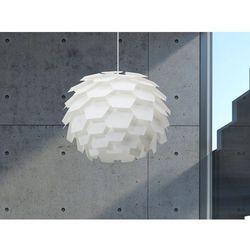 Lampa biala - sufitowa - zyrandol - lampa wiszaca - SEGRE duza