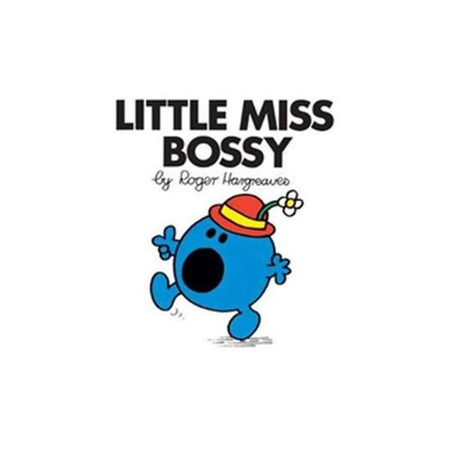 Little Miss Bossy Hargreaves, Roger