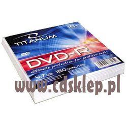 DVD-R Titanum 4.7GB x16 koperta 10szt.